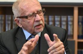 Veřejný ochránce práv Stanislav Křeček