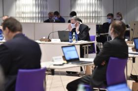 Jednání zastupitelstva Zlínského kraje v kongresovém centru