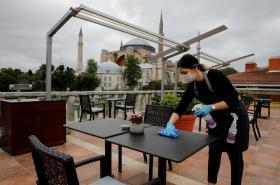 Istanbul v době koronaviru