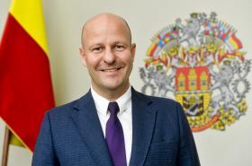 Náměstek pražského primátora Petr Hlubuček