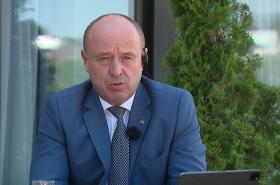 Ředitel drážního úřadu Jiří Kolář