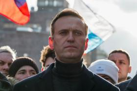 Opoziční ruský politik Alexej Navalnyj