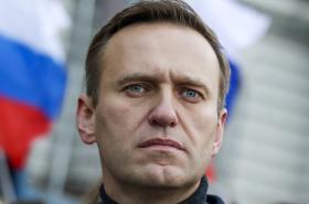 Představitel ruské opozice Alexej Navalnyj