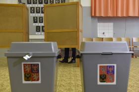 Volby 2020. Ilustrační fotografie