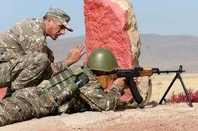Arménské jednotky
