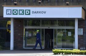 Důl Darkov společnosti OKD