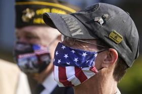 Letošní oslavy Dnu válečných veteránů ovlivnila pandemie