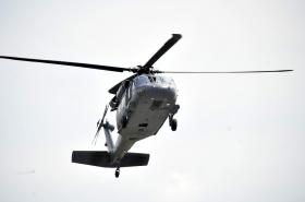 Vrtulník Sikorsky UH-60 Black Hawk (na ilustračním snímku)