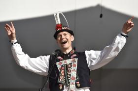 Slovácký verbuňk je mužský lidový tanec ze Slovácka. Od roku 2005 je zapsán organizací UNESCO na seznam Mistrovských děl ústního a nehmotného dědictví lidstva