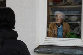 Návštěva v domově pro seniory