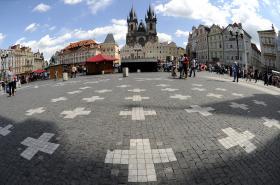 Na Staroměstském náměstí popravil kat 27 českých pánů