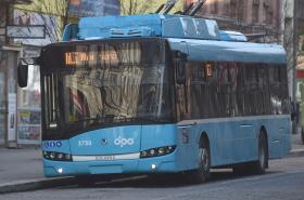 Trolejbus DPMO