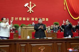Kim Čong-un byl zvolen generálním tajemníkem Korejské strany práce