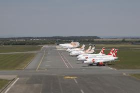 Odstavená letadla