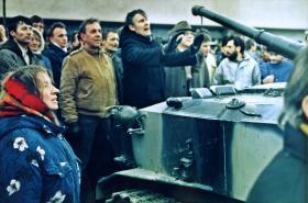 Pokus o převrat v Litvě v lednu 1991