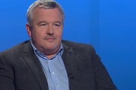 Předseda Sdružení praktických lékařů ČR Petr Šonka