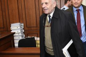 Karel Srp u soudu