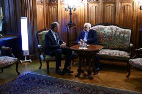 Jednání ministrů zahraničních věcí Ruska a Íránu