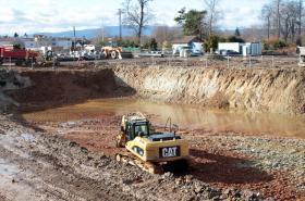 Příprava stavby D3 a tunelu u Dobré Vody