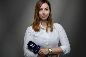 Ivana Milenkovičová, zpravodajka Českého rozhlasu v Rusku