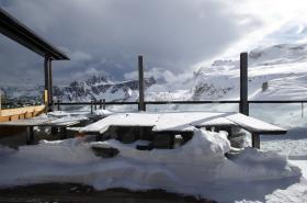 Italské lyžařské resorty zejí prázdnotou