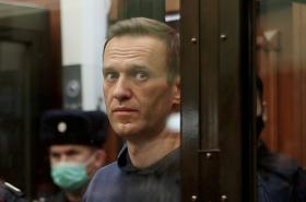 Navalnyj u soudu