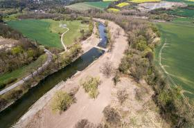 Revitalizace řeky Bečvy