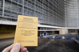 Návrh Covid pasu Evropské unie