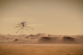 Helikoptéra Ingenuity