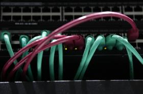 Ilustrační foto: Datové kabely