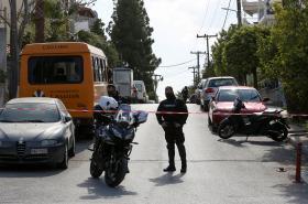 Řecký novinář George Karaivaz byl zastřelen blízko Atén