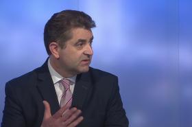 Rozhovor s velvyslancem Ukrajiny v Česku Jevhenem Perebyjnisem