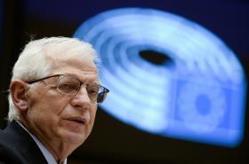 V debatě o Rusku na půdě EP vystoupil i Josep Borell