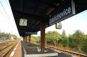 Dobřichovické nádraží
