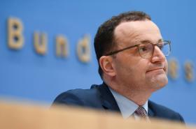 Německý ministr zdravotnictví Jense Spahn