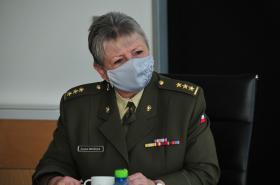 Generálka Zuzana Kročová