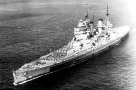Sláva a zkáza německé válečné lodi Bismarck