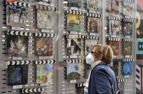 Salon filmových klapek je tradiční součástí Zlín Film Festivalu