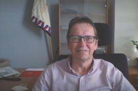 Epidemiolog Roman Chlíbek