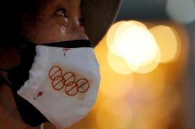 Část Japonců s konáním olympijských her v Tokiu nesouhlasí