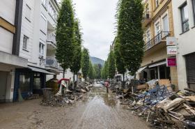Následky záplav v Německu