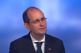 Německý velvyslanec Christoph Israng