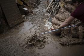 Likvidace škod po záplavách v Německu