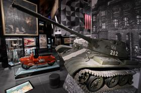 Expozice Dějiny 20. století v Národním muzeu