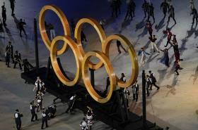 Slavnostní zahájení letních olympijských her v Tokiu