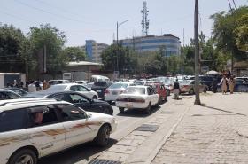 Chaos propukl v Kábulu kvůli Talibanu