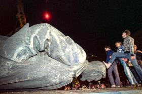V srpnu 1991 se v bývalém Sovětském svaze odehrál pokus o převrat