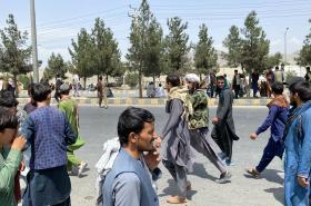 Situace v Kábulu