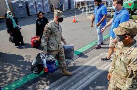 Poslední američtí vojáci opouští Afghánistán