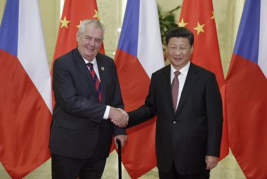 Hlavní výsledek návštěvy čínského prezidenta? Strategické partnerství s Českem